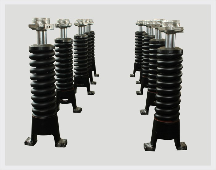 Cylinder Assembly Parts Excavator Tension Spring