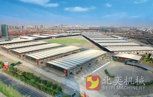 BeiYi prepares for the 2018 Bauma China Show