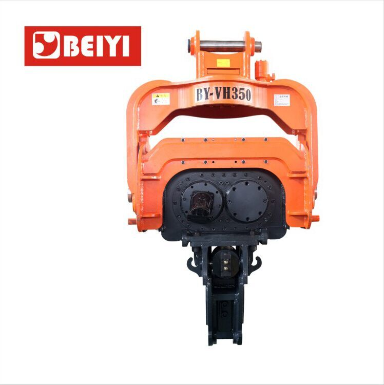 BY-VH450 Vibratory pile driver-vibro pile hammer
