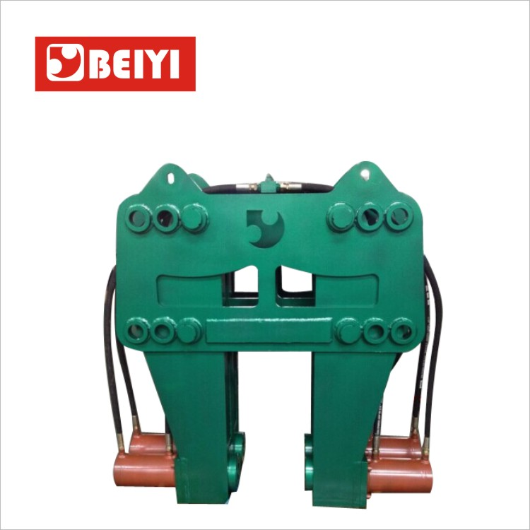 BY-PB600LQ Even wall hydraulic pile breaker-Hydraulic pile breaker