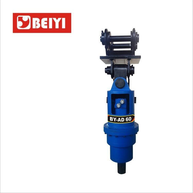 BY-AD60 Hydraulic earth drill-earth drilling machine