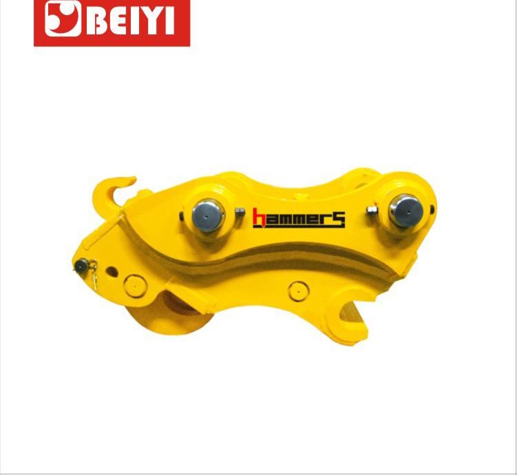 BYLK90 Quick hitch-excavator manual quick hitch